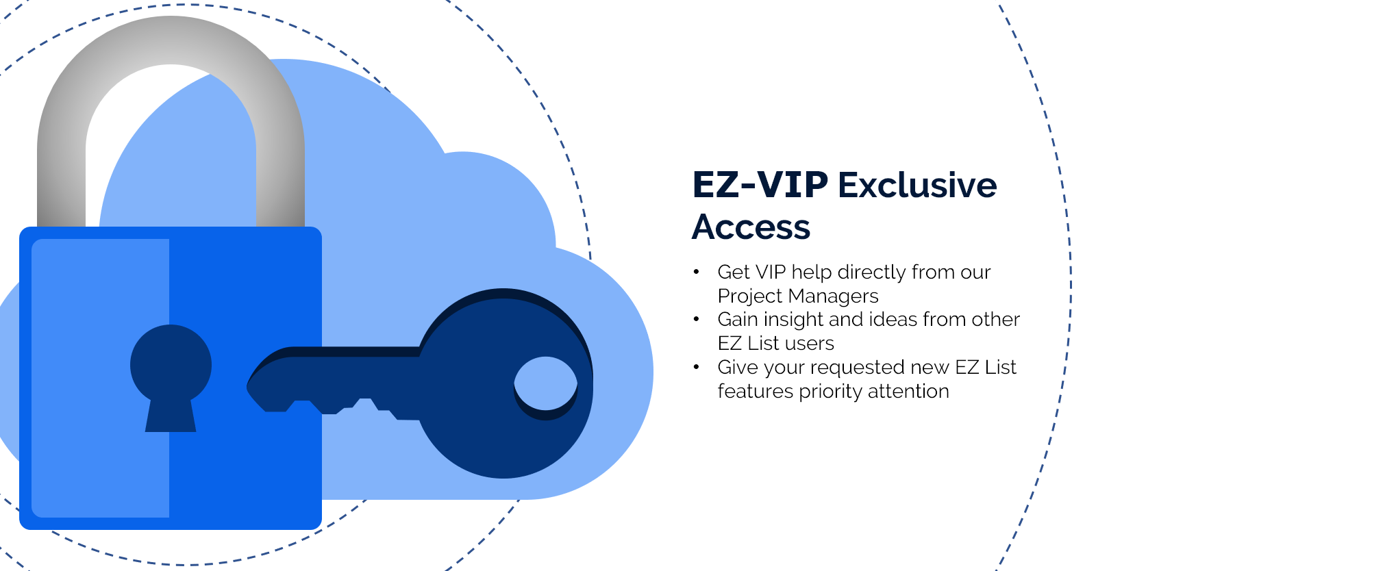 EZinEXCEL - EZ VIP Exclusive Access