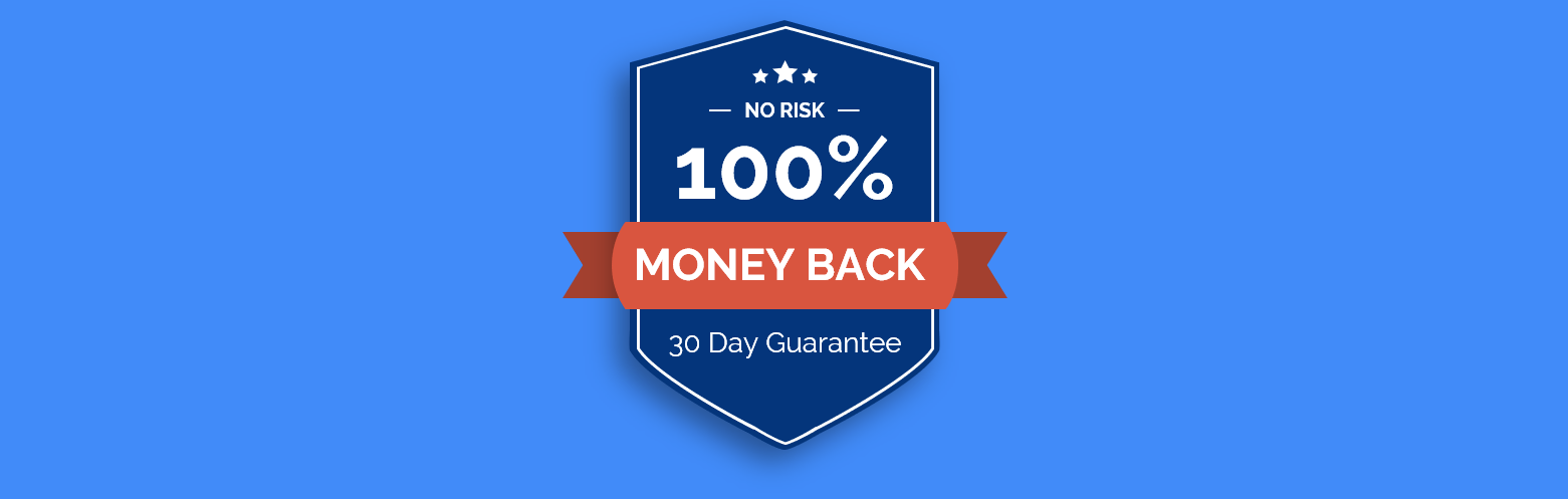 EZinEXCEL - Money Back Guarantee